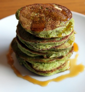 Lunch: Delicious Broccoli Pancakes