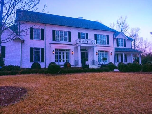 Winston Salem North Carolina houses, North Carolina style house, southern charm house, souther style house