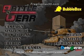 Game Battle Gear