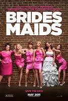 Bridesmaids (2011)poster
