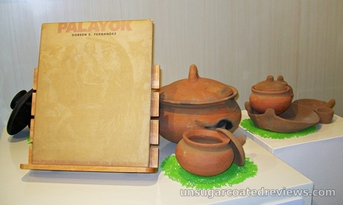 Palayok (clay pots) book by Doreen Fernandez