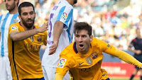 Malaga vs Barcelona 1-2 Video Gol & Highlights