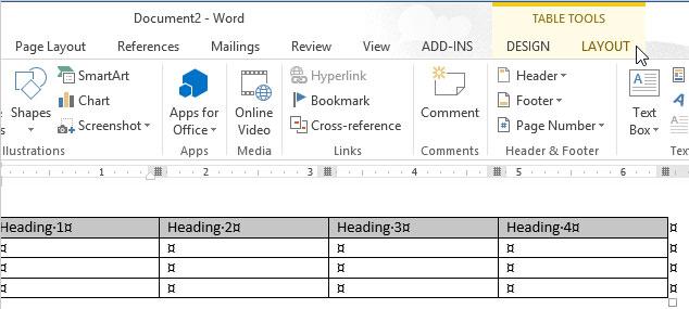 Cách thay đổi hướng của văn bản trong Word 2013 6
