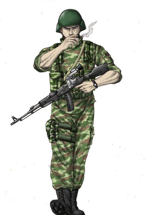 Dibujos de Soldados ~ Vida Blogger