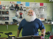 Even Santa comes to us for his bike shopping!