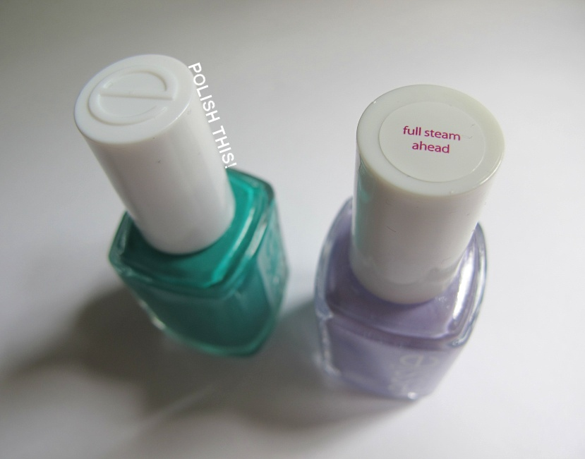 Three Manicures with Essie Summer 2013 Polishes - Polish This!