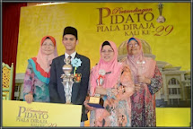 Pidato Piala Diraja ke 29 2013 Ksah Johan
