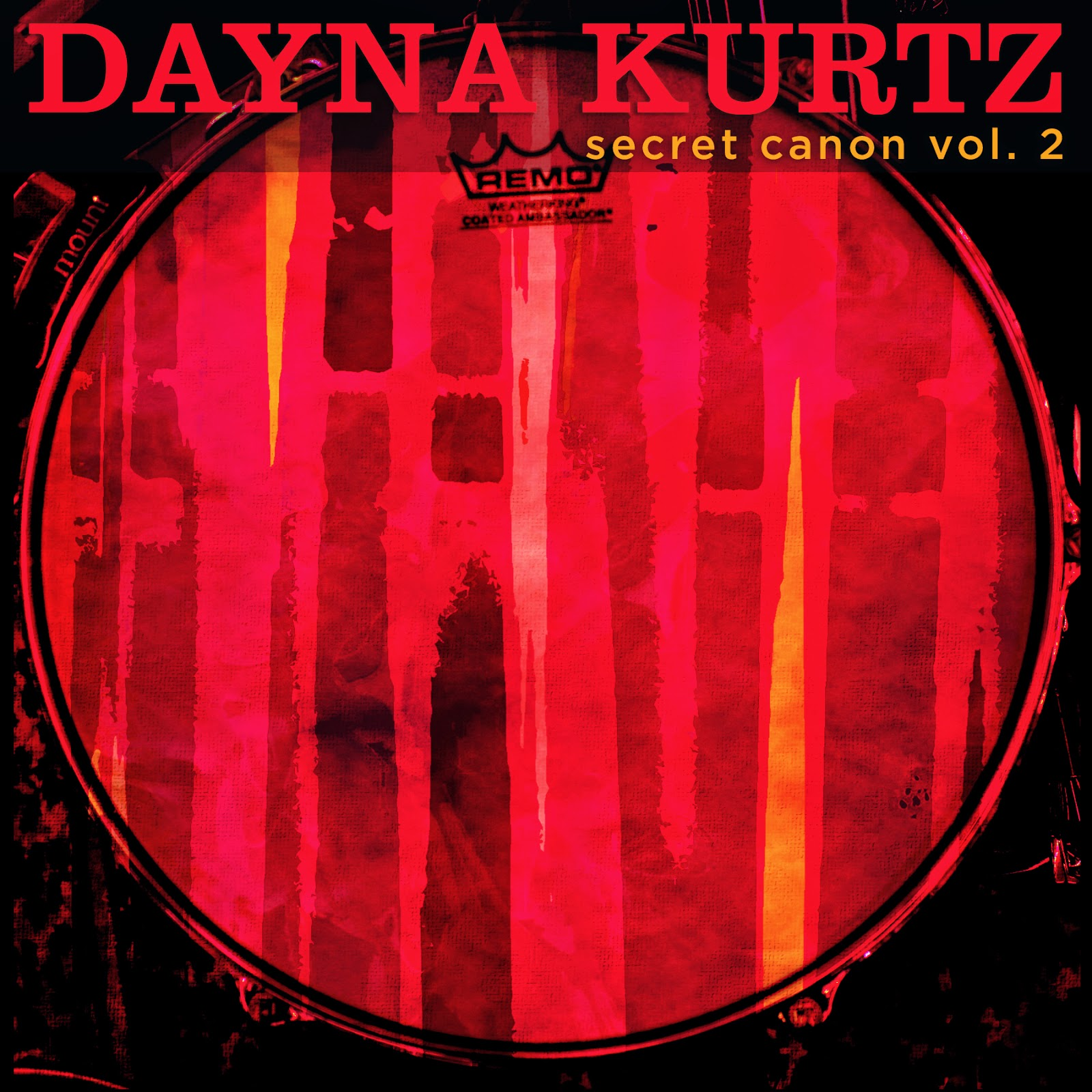 Dayna Kurtz - Secret Canon Vol. 2