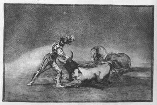 La puntilla Goya