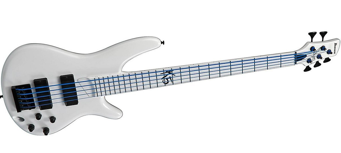 Factory B-Stock Ibanez Signature Bass: K5 Fieldy 5-String