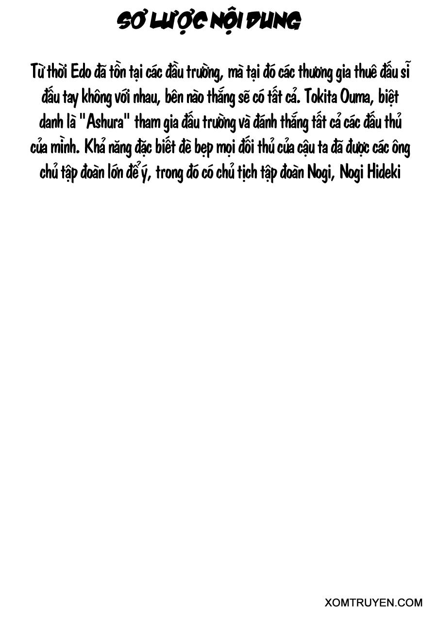 Kengan Ashua Chap 1 - Trang 1