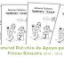 Material Didáctico de Apoyo para el Primer Bimestre Ciclo Escolar 2014 - 2015