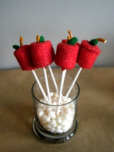 how to make marshmallow pops with sugar