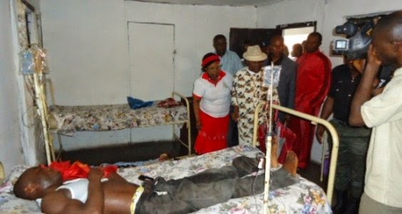 16 church members suffocate, one dies at service
