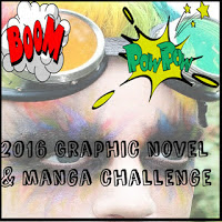 2016 Graphic Novel & manga Reading Challenge!