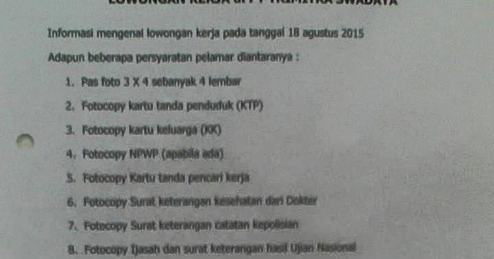 Image Result For Lowongan Kerja Lulusan