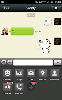 WeChat - Aplikasi Chatting Terpopuler Android