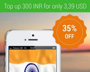 Mobile Recharge 75% off (New Users) or 60% off @ Sendly