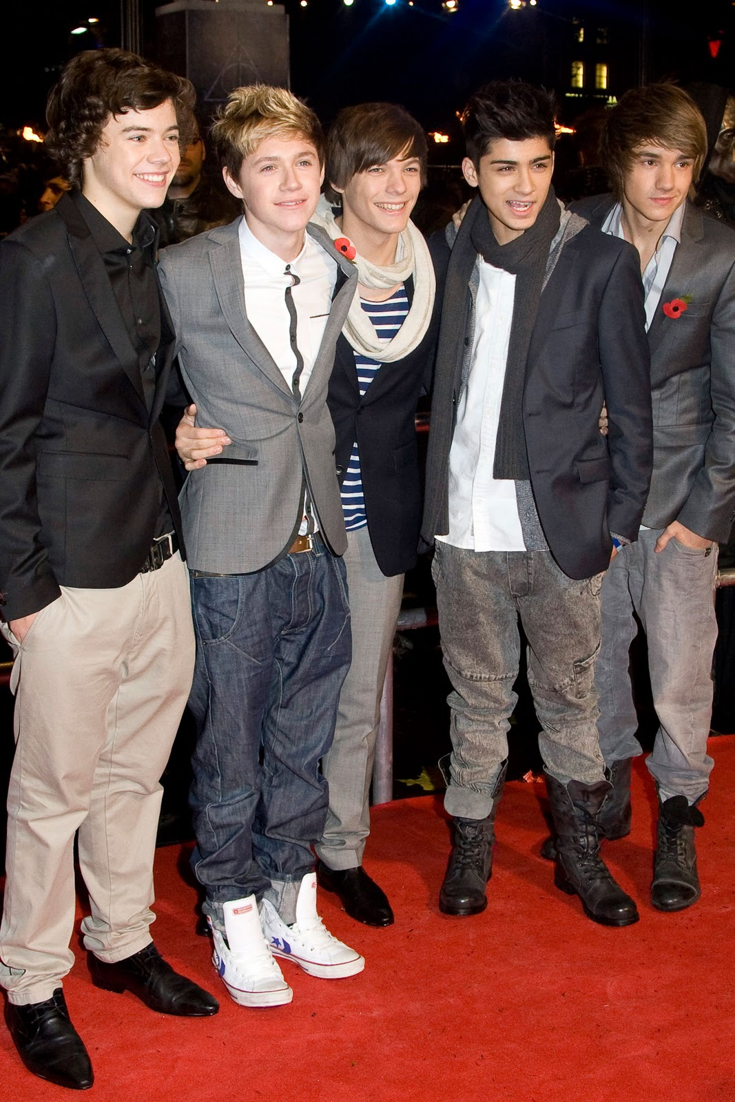 ONE DIRECTION - X Factor Superstars