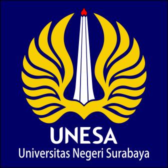 Logo vector Universitas negeri surabaya