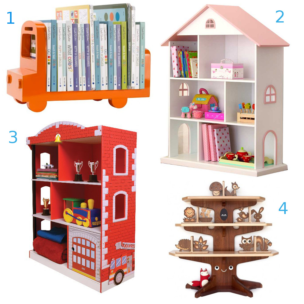 Image Result For Childrens Bookcase