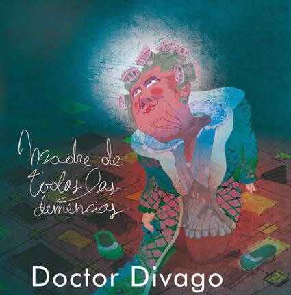 Disco DOCTOR DIVAGO - Madre de todas las demencias