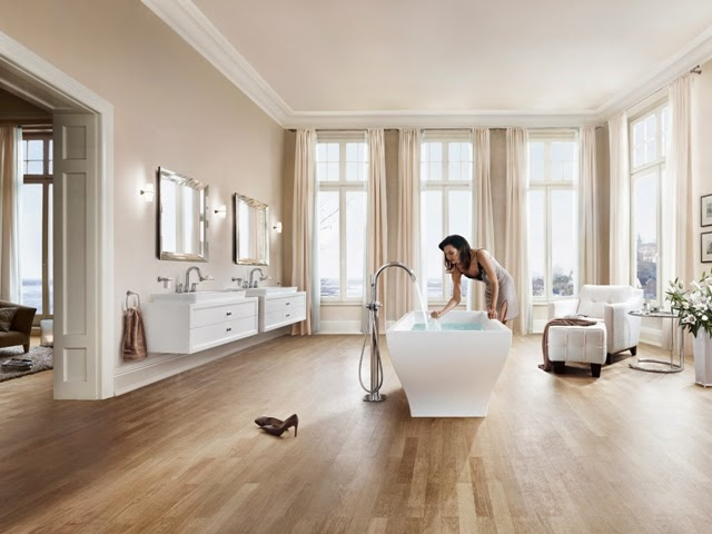 grohe grandera luxury bathroom fittings