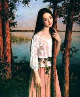 Cuadros Con Mujeres Japonesas