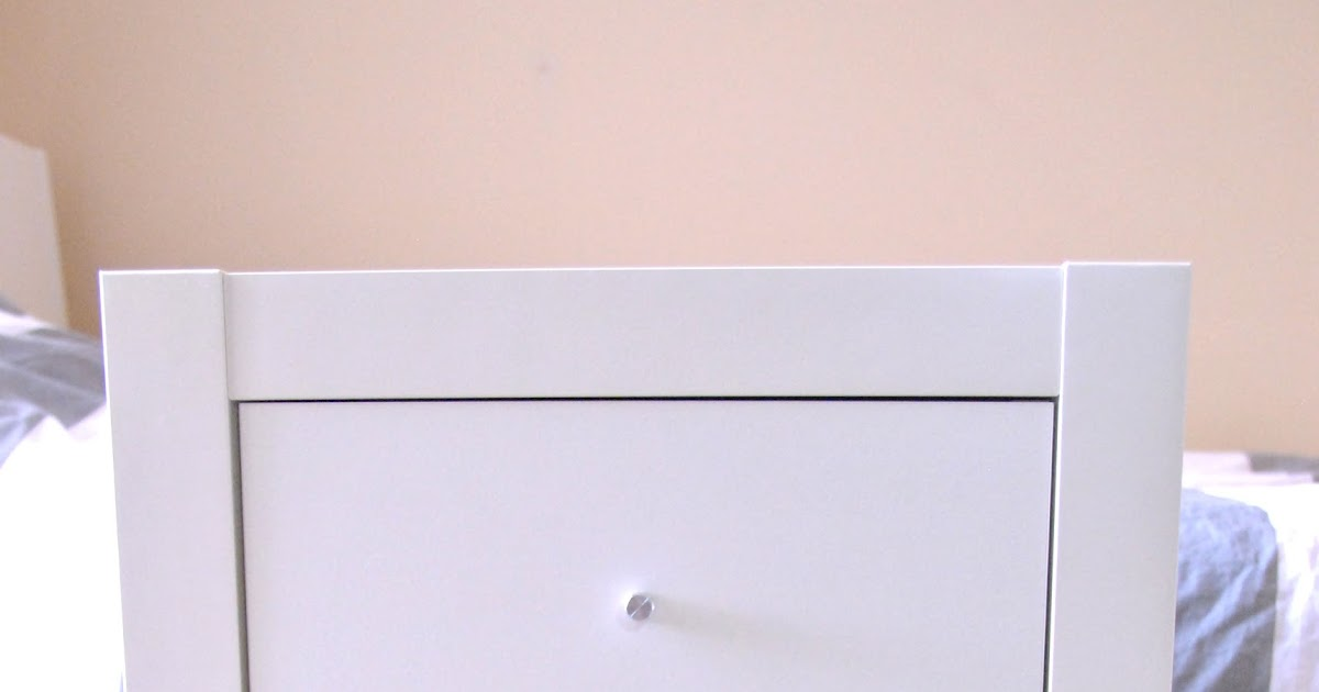 Clearlytangled ikea expedit wall shelf nightstand for Ikea expedit wall shelf