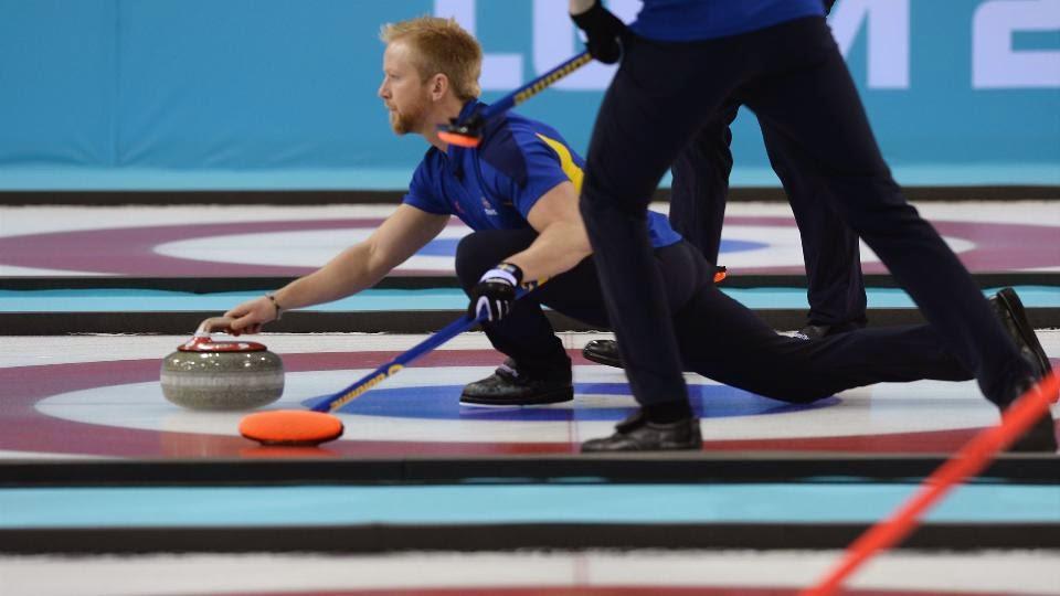 CURLING - Campeonato de Europa masculino 2014 (Champèry, Suiza)