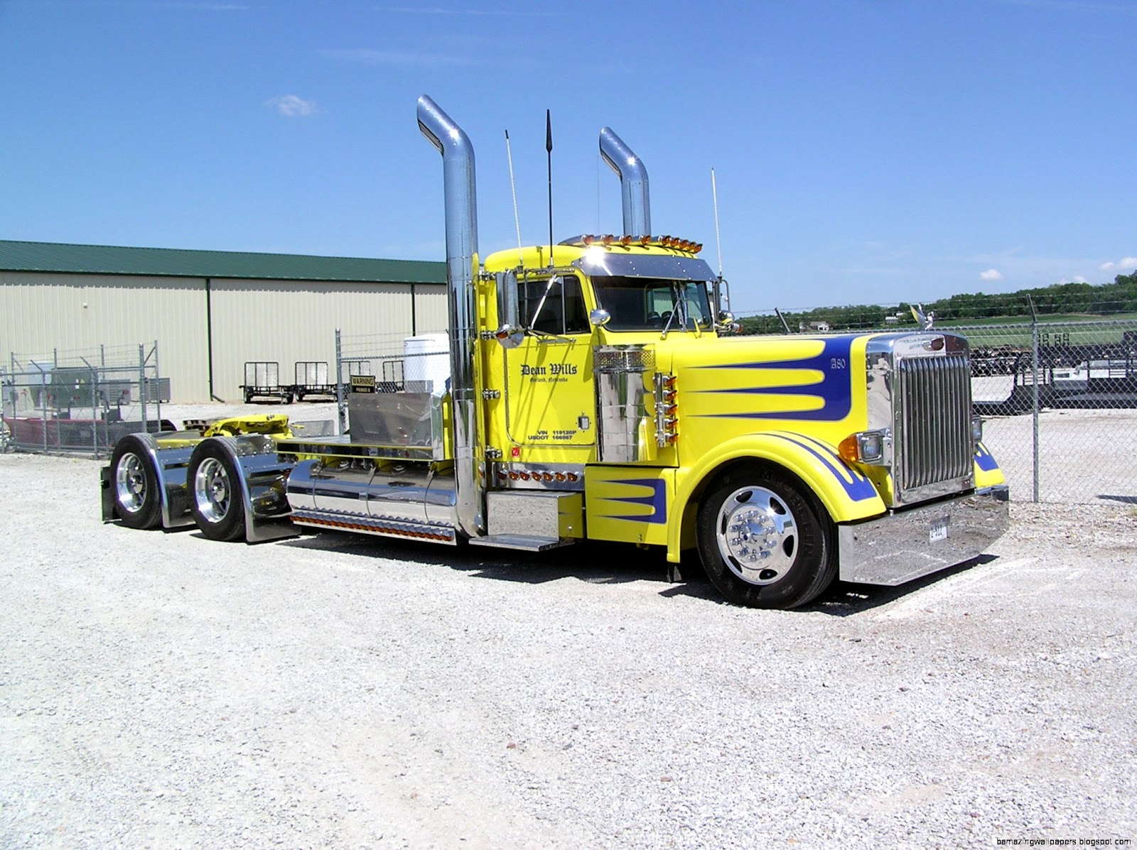 Big Rig Show Trucks