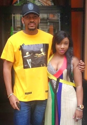 Photos: D Kokomaster's Millionaire Ex Girlfriend Finds New Boyfriend Jennifer Obayuwana