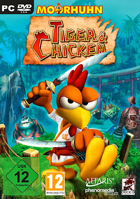 Download MOORHUHN TIGER AND CHICKEN For PC