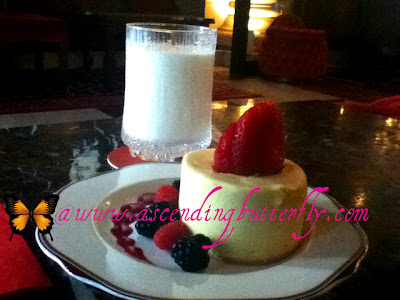 Parker Meridien, New York City, Cheesecake, Milk