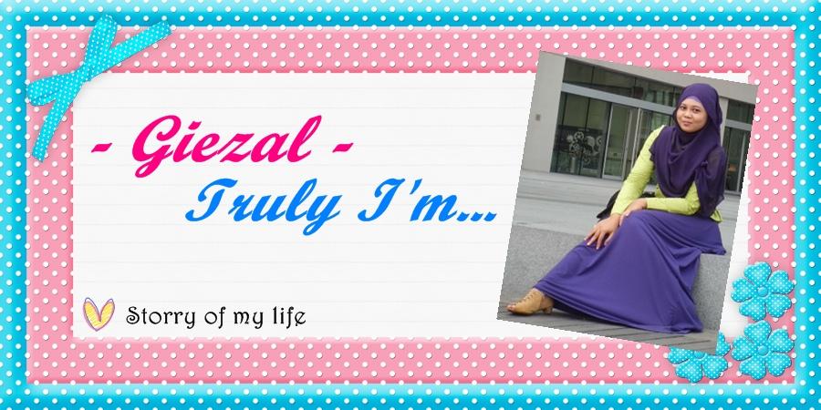 GieZal Truly I'm