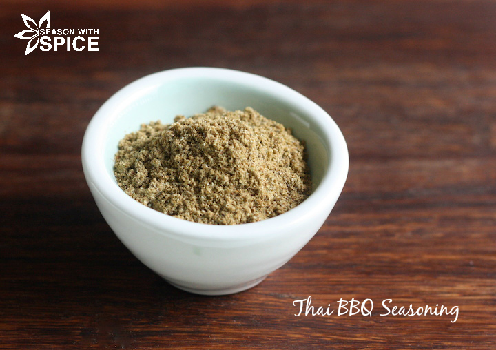 Thai BBQ Seasoning available at SeasonWithSpice.com