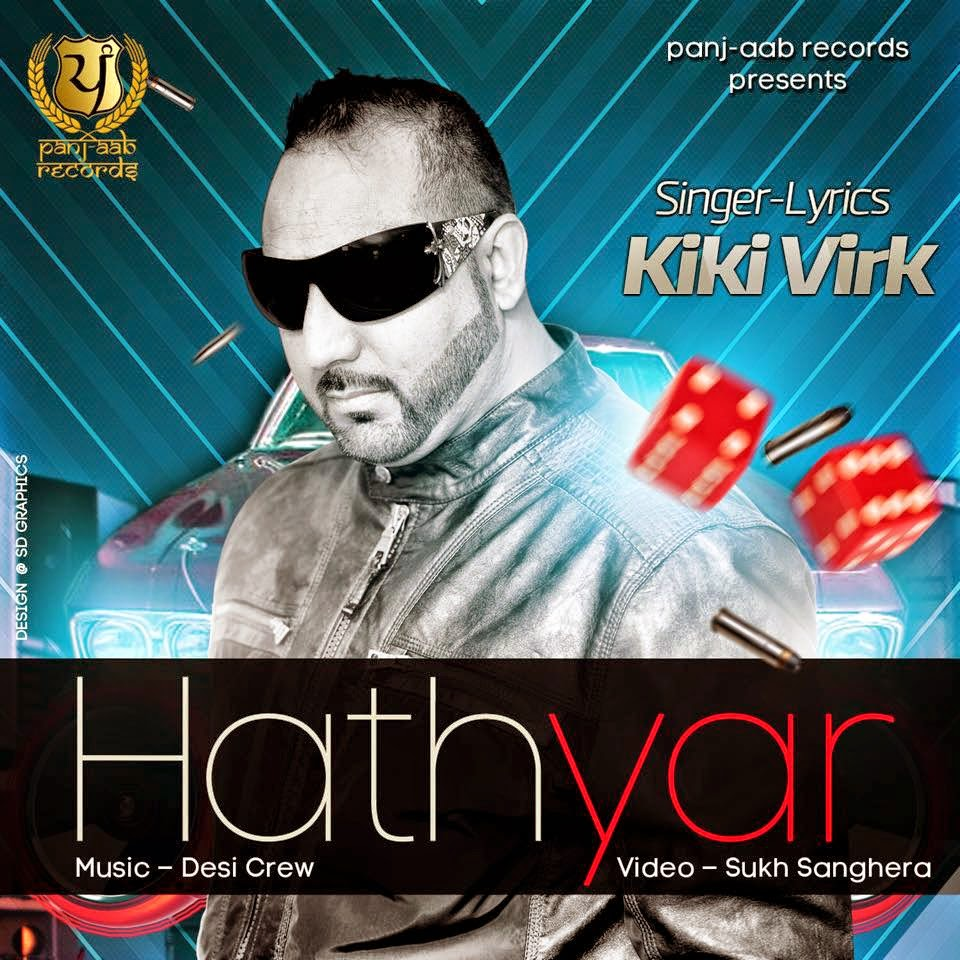 hathyar-kiki-virk-mp3-song-download-lyrics-hd-video