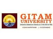 GITAM School of International Business MBA Entrance Exam