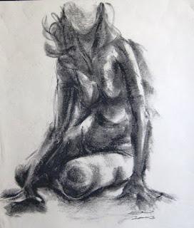 Bosquejos-de-mujeres-desnudos-artisticos-a-lapiz