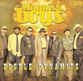 Mannish Boys - Double Dynamite 2012 CD 2 - Rhythm & Blues Explosion