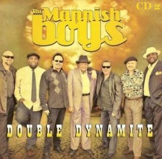 Mannish Boys - Double Dynamite 2012 CD 2 - Rhythm & Blues Explosion