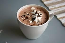 Homemade Chocolate Relaxing