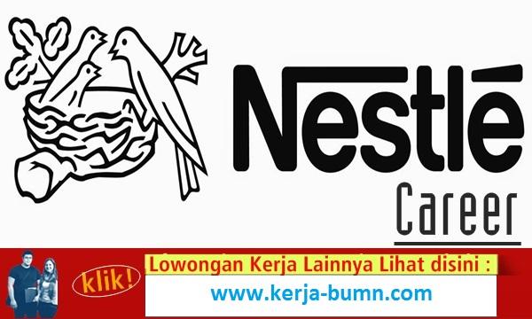 Info Lowongan Kerja Terbaru Sebagai Sales Executive Nestle