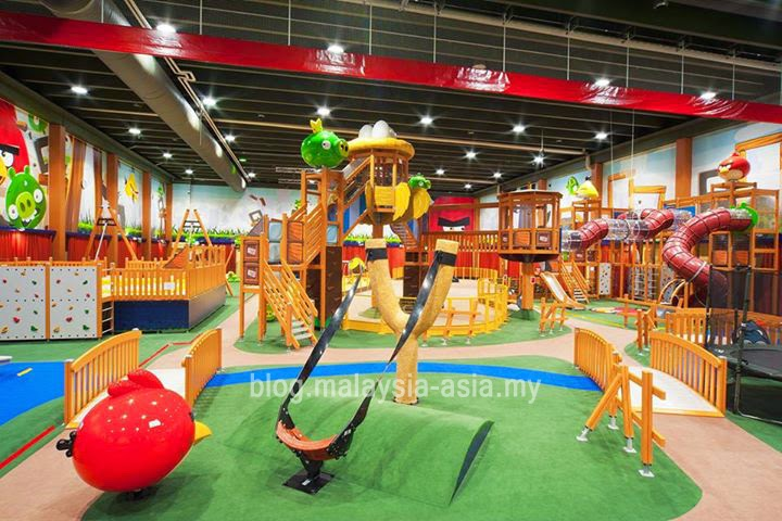 angry birds park johor malaysia asia. Black Bedroom Furniture Sets. Home Design Ideas