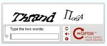Situs Penyedia Script Captcha Untuk Blog