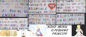 "MURAL ""O PEQUENO PRINCIPE"""