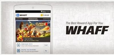 ... Whaff Rewards Mod Apk (Free Dollar) ~ Whaff Rewards Hack Mod . Apk