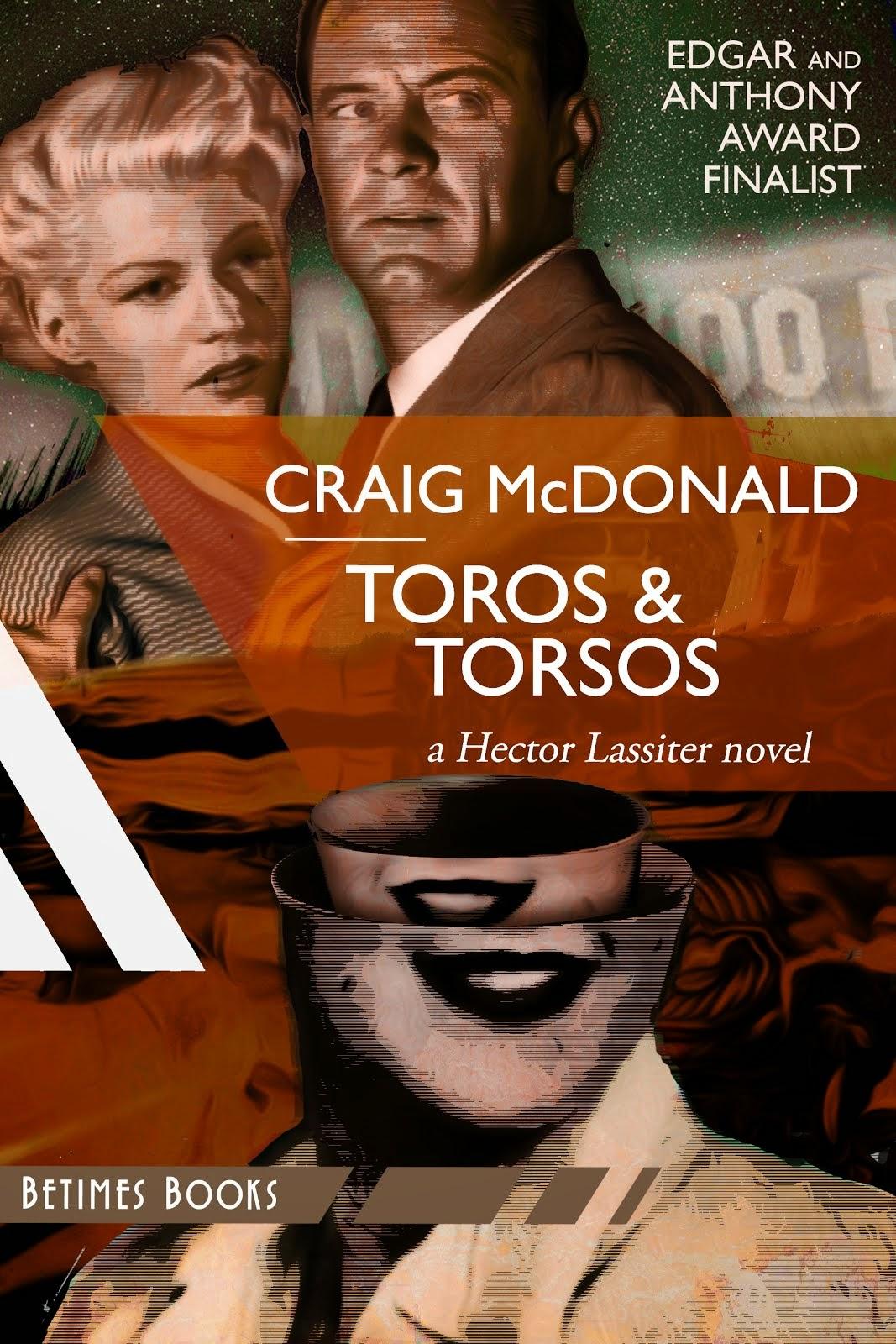 TOROS & TORSOS (HECTOR LASSITER SERIES #3)