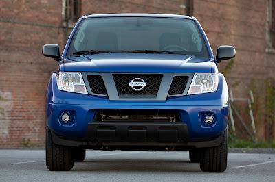 2012 Nissan Frontier Crew Cab 4x4