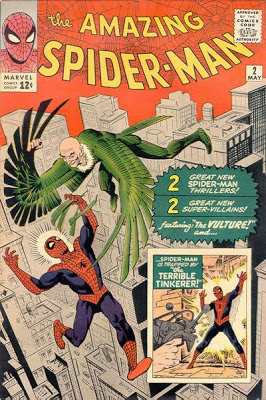 Amazing Spider-Man #2, The Vulture and the Terrible Tinkerer
